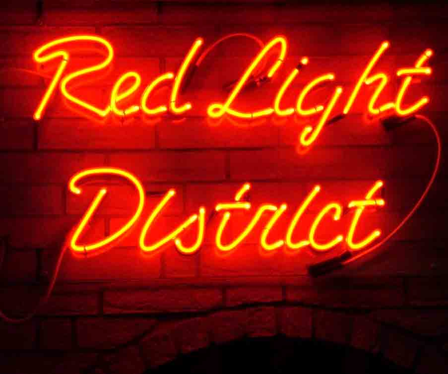 red light distric